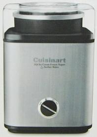 buy cuisinart ice30bc cream sorbet maker