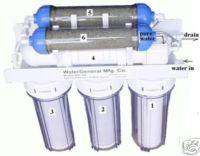 aquarium ro 2di reverse osmosis water filtration system photo